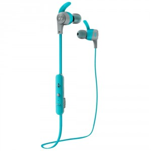 Monster Isport Achieve Bluetooth Headset Blau Wireless In-Ear Kopfhörer