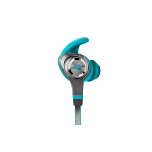 Monster Isport Intensity Bluetooth Headset Blau Wireless In-Ear Kopfhörer