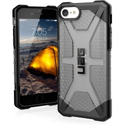 UAG Urban Armor Gear iPhone SE 2020 / 8 / 7 / 6S Plasma grau transparent