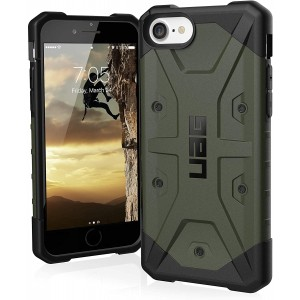 UAG Urban Armor Gear iPhone SE 2020 / 8 / 7 / 6S Pathfinder Case Olive / Grün