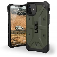 UAG Urban Armor Gear iPhone 12 mini Pathfinder Case Olive / Grün