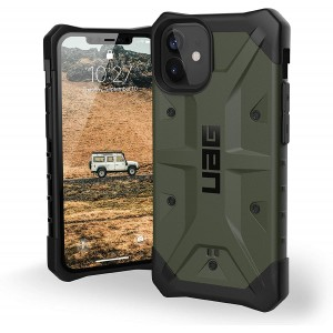 UAG Urban Armor Gear iPhone 12 mini Pathfinder Case Olive / Grün