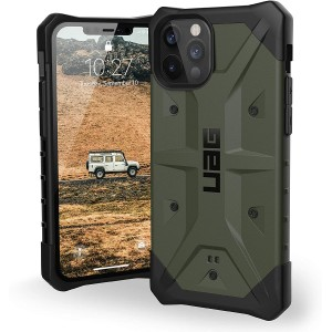 UAG Urban Armor Gear iPhone 12 / 12 Pro Pathfinder Case Olive / Grün