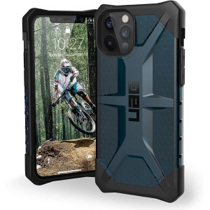 UAG Urban Armor Gear iPhone 12 / 12 Pro Plasma blau transparent