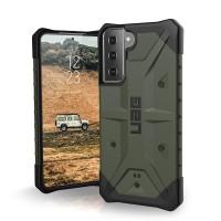 UAG Urban Armor Gear Samsung S21 Pathfinder Case Olive / Grün