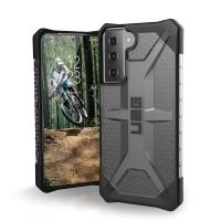 UAG Urban Armor Gear Samsung S21 Plasma Case grau transparent