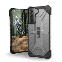 UAG Urban Armor Gear Samsung S21 Plasma Case transparent