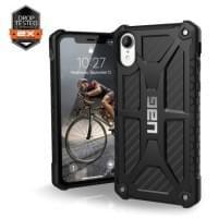 Urban Armor Gear Monarch Case | Schutzhülle für iPhone XR | Carbon