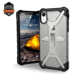 Urban Armor Gear Plasma Case | Schutzhülle für iPhone XR | Ice transparent