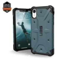 Urban Armor Gear Pathfinder Case | Schutzhülle für iPhone XR | Slate
