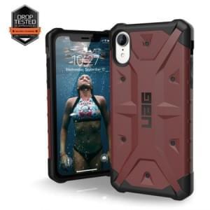Urban Armor Gear Pathfinder Case | Schutzhülle für iPhone XR | Carmine