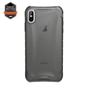 Urban Armor Gear Plyo Case | Schutzhülle für iPhone Xs Max | Ash transparent