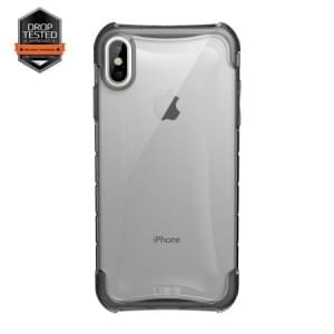 Urban Armor Gear Plyo Case | Schutzhülle für iPhone Xs Max | Ice transparent