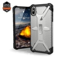 Urban Armor Gear Plasma Case | Schutzhülle für iPhone Xs Max | Ice transparent