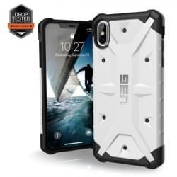 Urban Armor Gear Pathfinder Case | Schutzhülle für iPhone Xs Max | Weiß