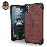 Urban Armor Gear Pathfinder Case | Schutzhülle für iPhone Xs Max | Carmine
