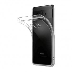 Ultra Dünn Silikon Schutzhülle für Huawei Mate 10 Pro Transparent