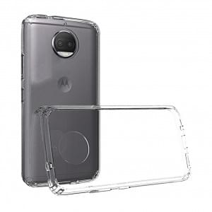 Ultra Dünn Silikon Schutzhülle für Motorola G5s Transparent
