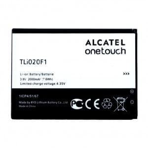 Original Alcatel Akku TLI20F1 für One Touch Pop C7 OT-7040 und OT-7041 mit 2000mAh