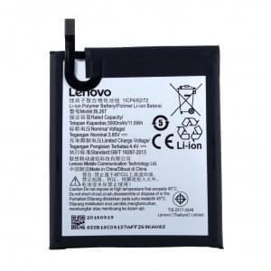 Original Lenovo Akku BL-267 für Lenovo Vibe K6 mit 3000mAh