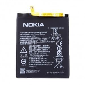 Original Nokia Akku HE317 / HE335 für Nokia 6 mit 3000mAh