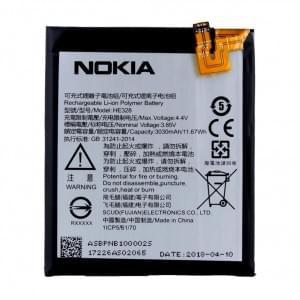 Original Nokia Akku HE328 für Nokia 8 mit 3030mAh