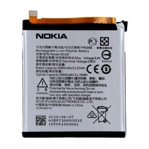 Original Nokia Akku HE340 / HE347 für Nokia 7 mit 3000mAh