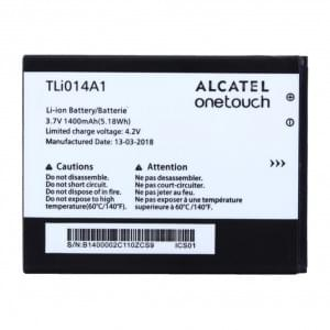 Original Alcatel Akku TLi014A1 für Alcatel One Touch 4010D / 4030D / 5020D / 4012D mit 1400mAh