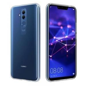 Ultradünn Hülle für Huawei Mate 20 Lite Transparent
