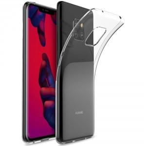Ultradünn Hülle für Huawei Mate 20 Pro Transparent