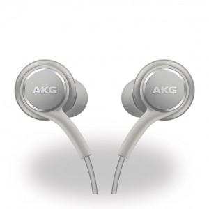 Original Samsung AKG In-Ear Headset / Kopfhörer 3,5mm Weiß
