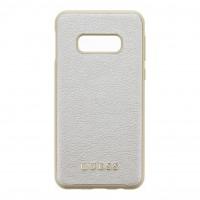 Guess Iridescent Hard Case / Hülle für Samsung Galaxy S10e Gold