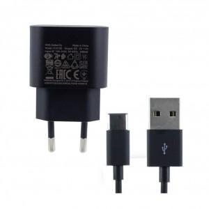 Original Nokia FCO100 Schnelllade USB Netzteil 2000mAh + Ladekabel Typ C
