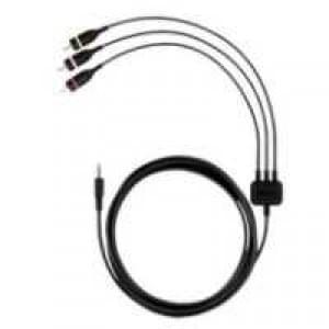 Original Nokia Stereo Audiokabel Kabel CA-72U / 3.5mmm Klinke auf Cinch
