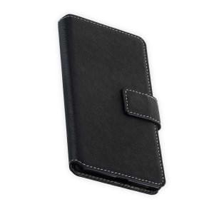 Tasche BookStyle für Nokia 8 Sirocco schwarz