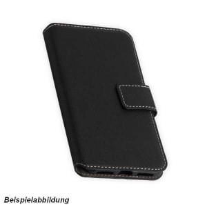 BookStyle Tasche für iPhone Xr - Schwarz