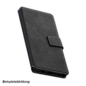 BookStyle Tasche für Nokia 3.1 2018 schwarz