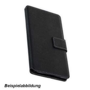 Book-Style Tasche für Huawei Honor Play - Schwarz