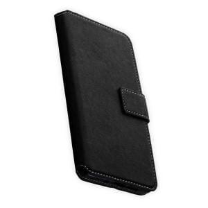 BookStyle Tasche für Nokia 7.1 - schwarz