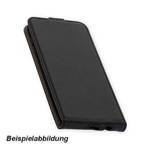 Samsung Galaxy J6 2018 Flip-Style Tasche schwarz
