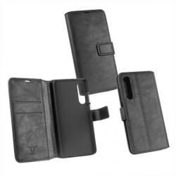 BookStyle Tasche für Huawei P30 schwarz