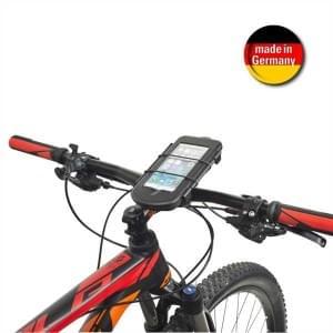 HR Biker Spritzschutzbox KIT M mit Bike Mount 10 + QuickFIX für Geräte bis 145 x 78 x 13,4mm