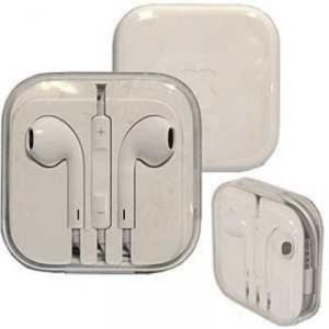 Original Apple MD827ZM/A EarPods Stereo Headset mit Fernbedienung