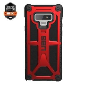 Urban Armor Gear Monarch Case | Samsung Galaxy Note 9 | crimson rot