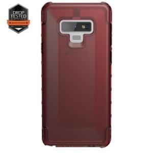 Urban Armor Gear Plyo Case | Samsung Galaxy Note 9 | crimson rot transparent