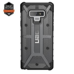 Urban Armor Gear Plasma Case | Samsung Galaxy Note 9 | ash transparent