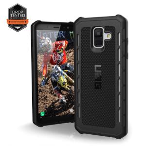 Urban Armor Gear Outback / Schutzhülle Samsung Galaxy A6 (2018) schwarz