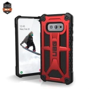 Urban Armor Gear Monarch Case / Cover / Hülle Samsung Galaxy S10e crimson rot