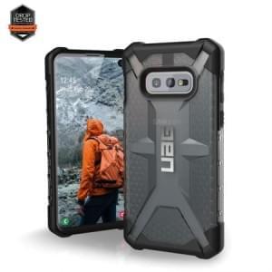 Urban Armor Gear Plasma Case / Cover / Hülle Samsung Galaxy S10e Ash Grau Transparent