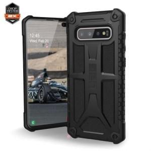 Urban Armor Gear Monarch Case / Cover / Hülle Samsung Galaxy S10 Schwarz